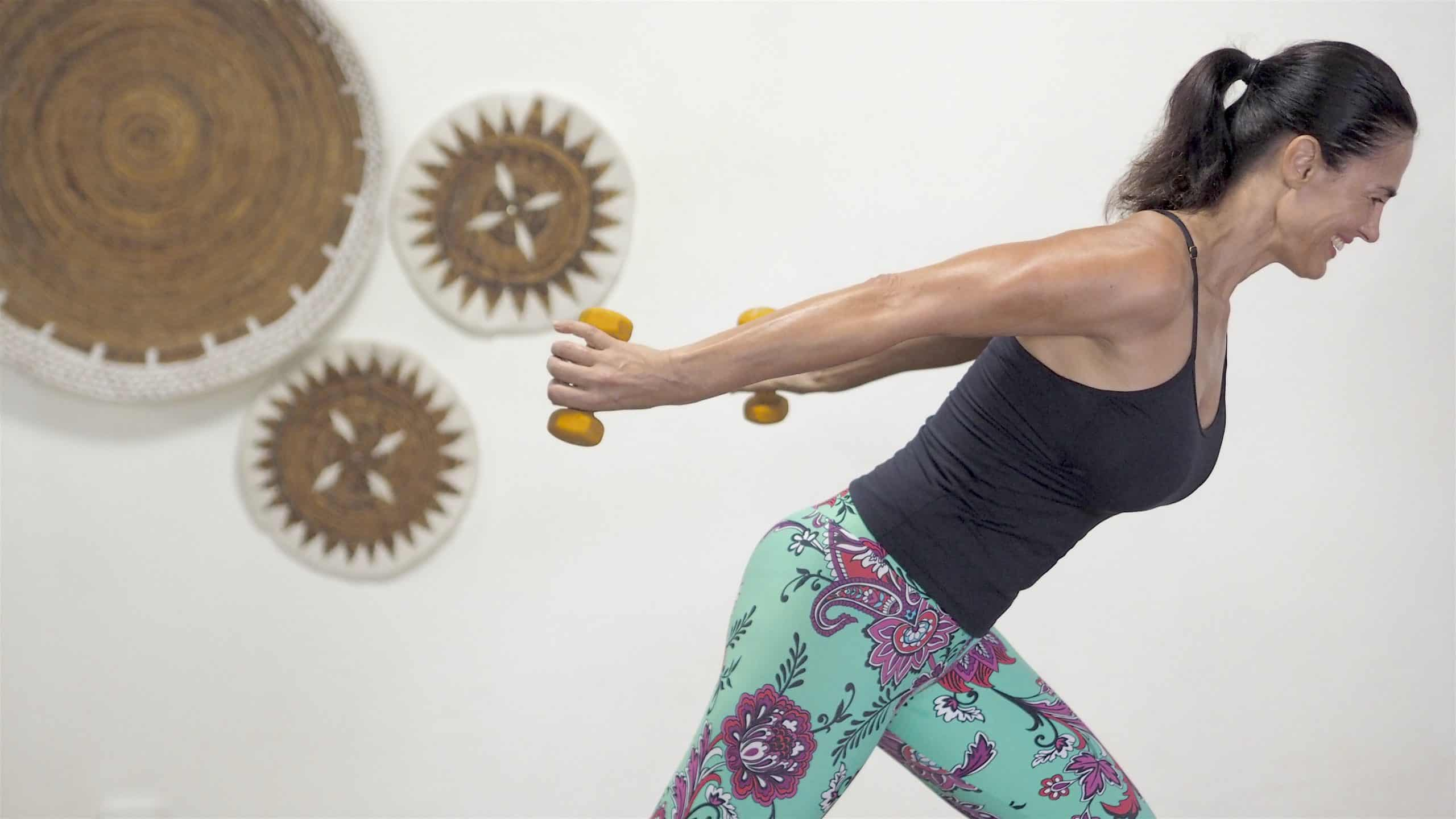 Lose Your Batwing arms after 50