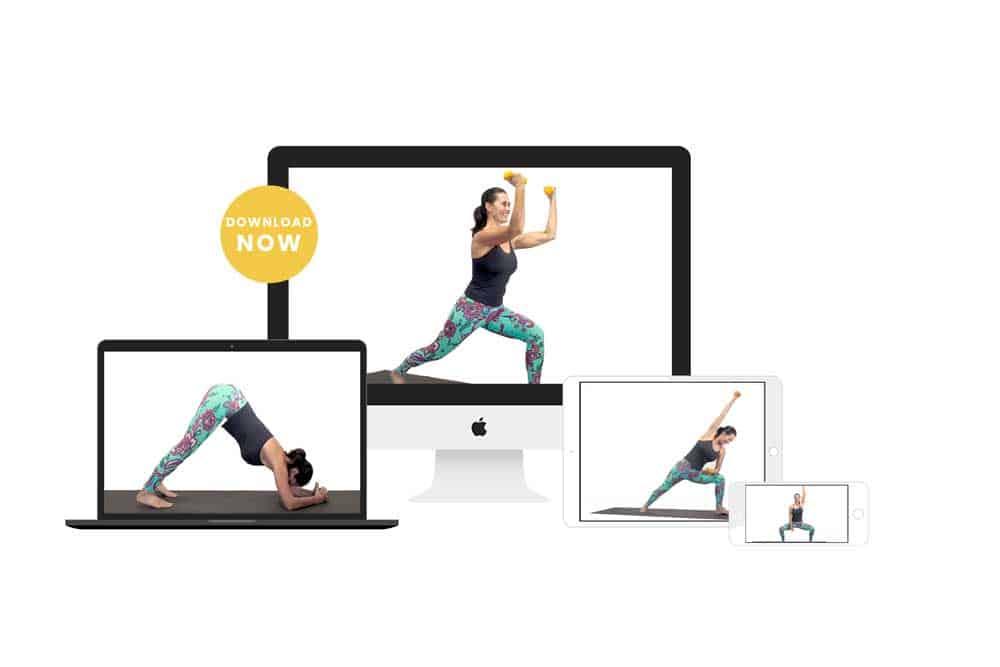 Power and Energy Yoga Program for Women over 50