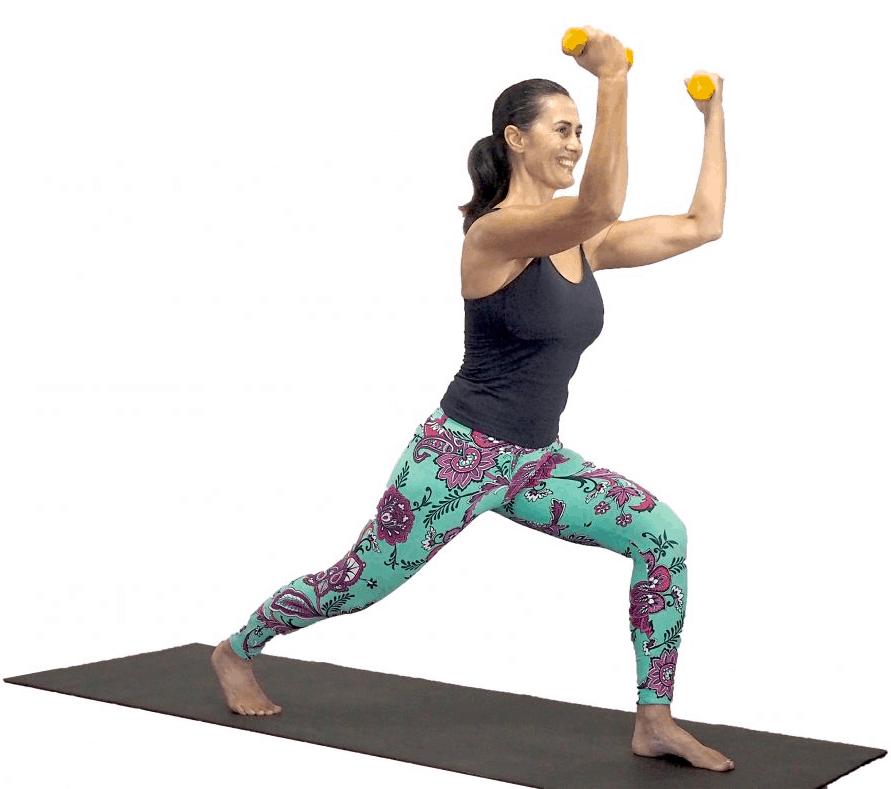 power & energy yoga